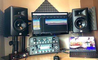 Online session guitarist available to record pro guitar tracks for your music