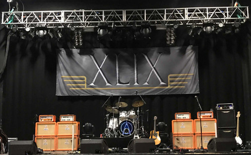 Wishbone Ash XLIX Tour