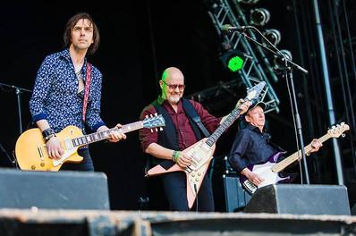 Wishbone Ash Sweden Rock
