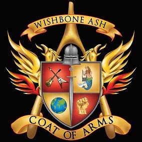Wishbone Ash Coat Of Arms Album Featuring Mark Abrahams Guitar