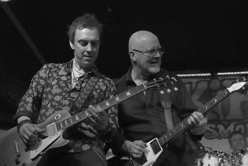 Mark Abrahams Andy Powell Wishbone Ash