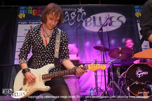 Wishbone Ash Magic Blues Festival