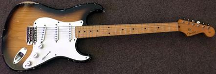 Bravewood '55 Stratocaster