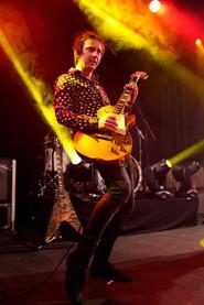 Mark Abrahams Gibson Les Paul