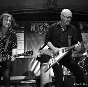 Mark Abrahams Joins Wishbone Ash
