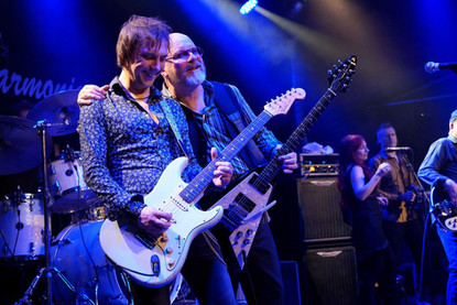 Wishbone Ash Mark and Andy Powell