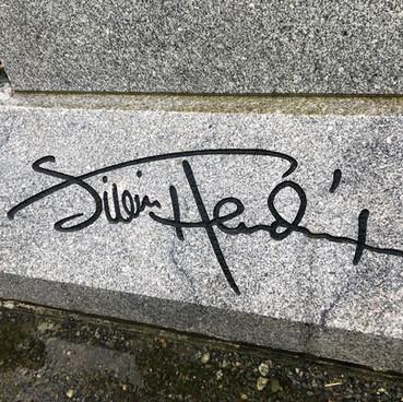 Jimi Hendrix Grave March 2020