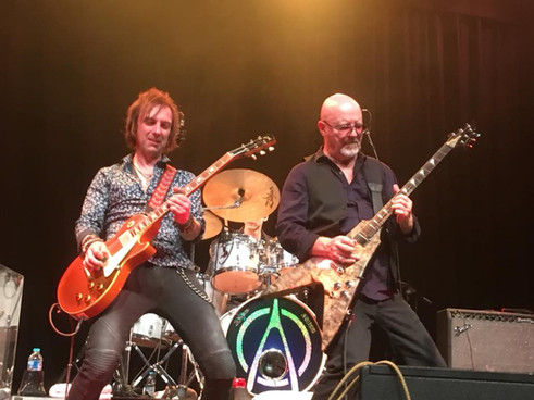 Wishbone Ash UK Tour