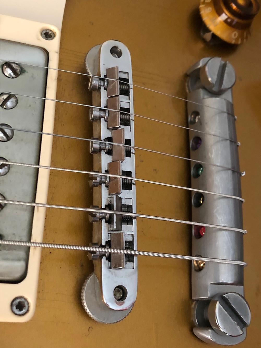 Pigtail APR 1 Bridge on my Gibson R7 Les Paul