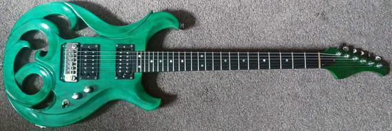 Elvidg Amazon Guitar