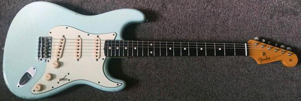 Fender Custom Shop 62 Relic Strat
