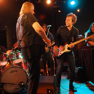Mark Jamming With Walter Trout!