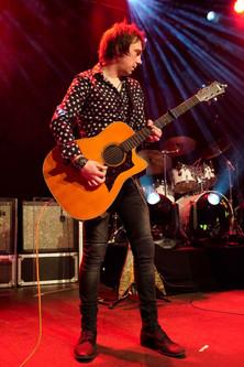 Mark Abrahams Yamaha A3 Acoustic Guitar