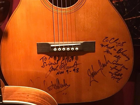 Martin Guitars Factory Tour USA