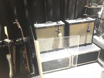 Mark Abrahams Guitar Equipment