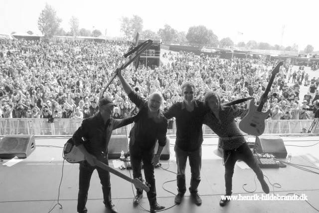 Wishbone Ash at Sweden Rock Festival 2017