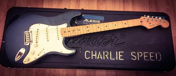 1987 Charlie Speed USA Stratocaster