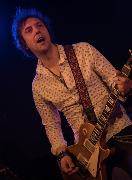 Mark Abrahams Guitarist