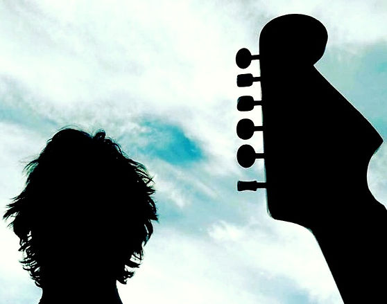 Hire Mark Abrahams as an online remote session guitarist to record guitar tracks for your music