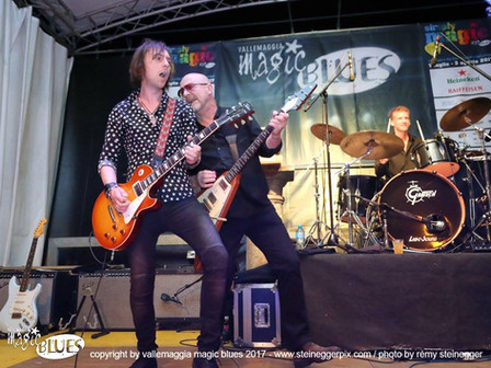 Wishbone Ash Magic Blues Festival