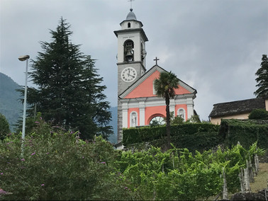 Valle Maggia Switzerland