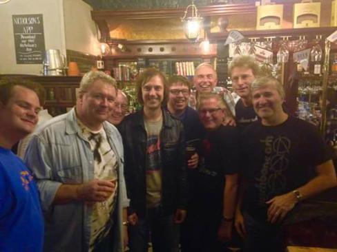 Wishbone Ash London Islington O2 Fans