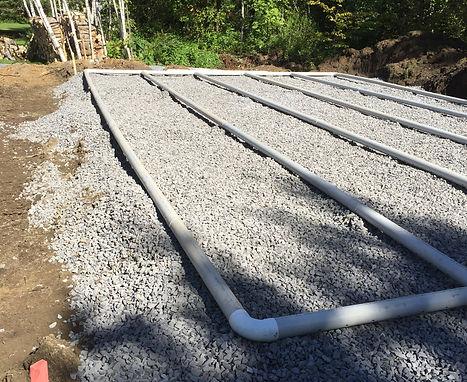 systeme septique excavation desourdy bromont
