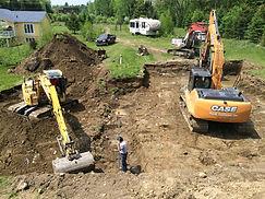 bromont excavation