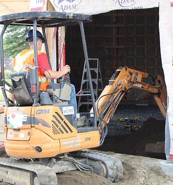 bromont cowansville excavation desourdy