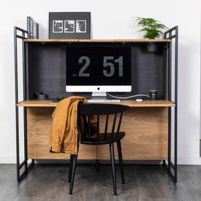 We Designed a Desk for Lockdown Working