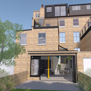 Planning Submitted: Tufnell Park Home Extensions