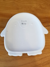 Penguin plate