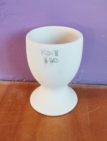 Traditional egg cup