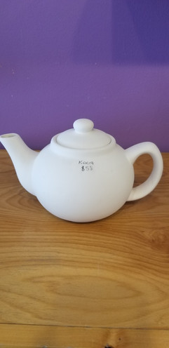 Mrs. Potts teapot