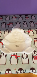 Shallow Santa bowl