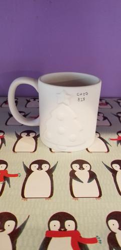 Cute tree mug