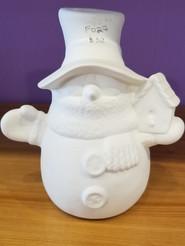 Large snowman