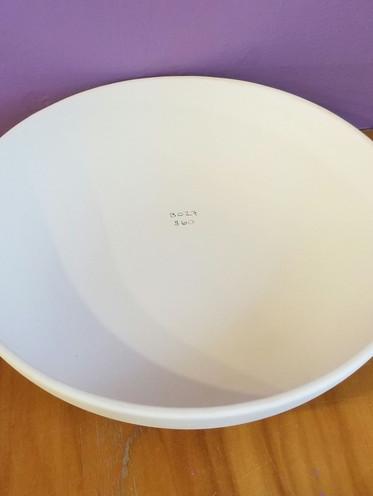 """11.5"""" diameter serving bowl B027"""