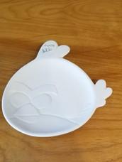 Angry bird plate