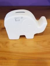 Flat elephant bank