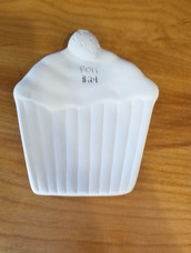 Small cupcake plate