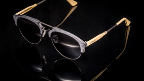 Product photography : Cracked eyewear