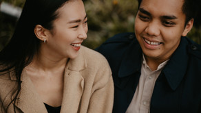 {Love stories} Inspired by Emilyn & Ilham