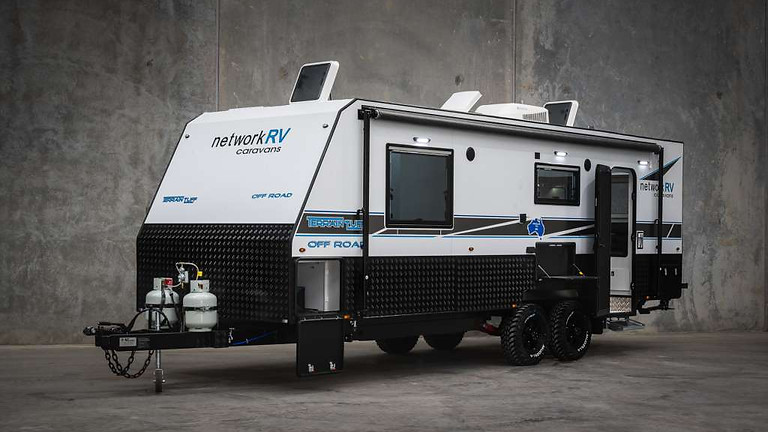 Albury Caravan And camping show