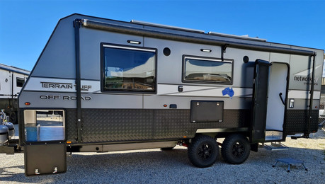Network RV 22 ft