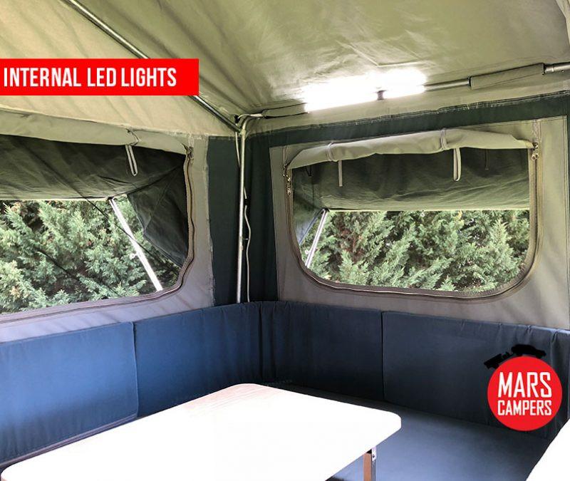 Mars camper