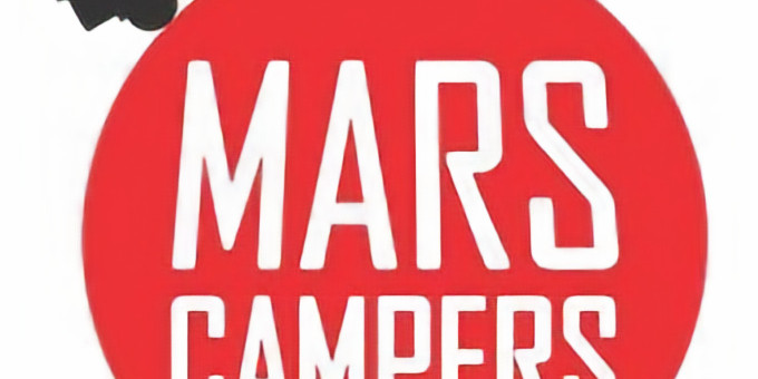 Mars campers Spring into Summer Sale