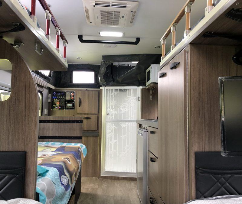 Mars Camper trailer