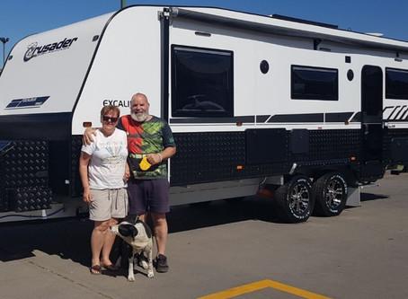 Choosing the right caravan or camper.