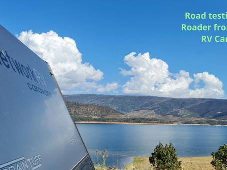 Houlihan's Caravan And RV Centre tests out a Network RV Caravan